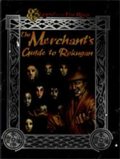 Role Playing Games - Merchant's Guide to Rokugan