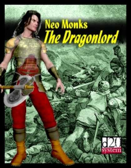 Role Playing Games - NEO MONKS: The Dragonlord