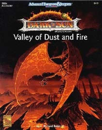 Role Playing Games - Valley of Dust and Fire