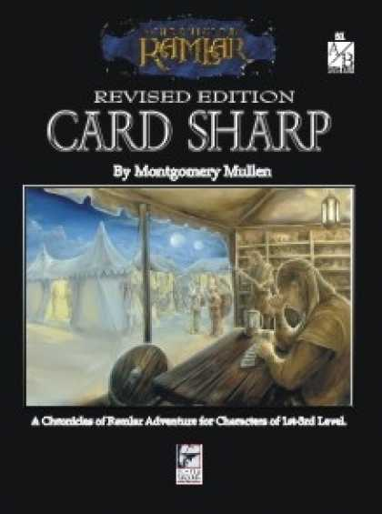 Role Playing Games - Card Sharp