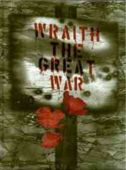 Role Playing Games - Wraith: The Great War