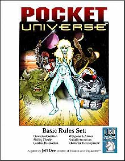 Role Playing Games - Pocket Universe