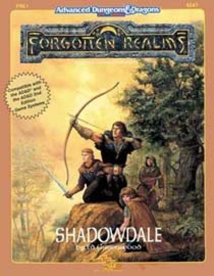 Role Playing Games - Shadowdale