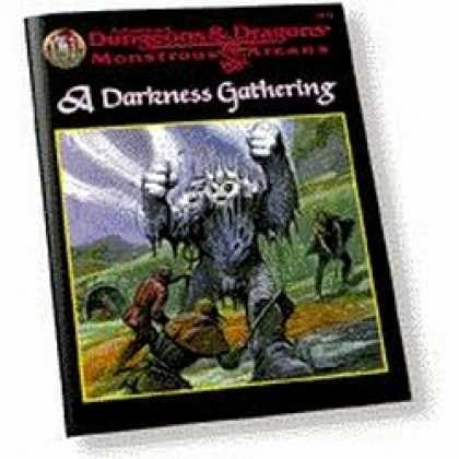 Role Playing Games - A Darkness Gathering