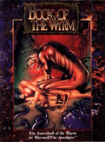 Role Playing Games - Book of the Wyrm (1st Edition)