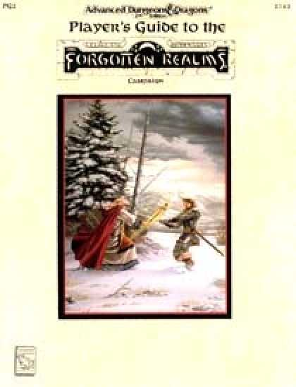 Role Playing Games - Player's Guide to the Forgotten Realms