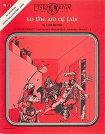 Role Playing Games - R1 - To the Aid of Falx