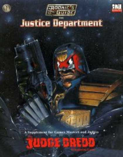 Role Playing Games - The Rookie's Guide to the Justice Department