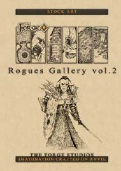Role Playing Games - Rogues Gallery vol.2