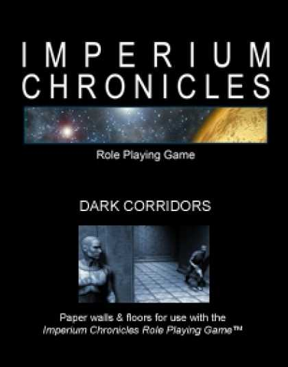 Role Playing Games - Imperium Chronicles Role Playing Game - Dark Corridors