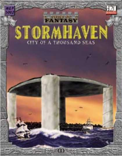 Role Playing Games - Cities of Fantasy - Stormhaven
