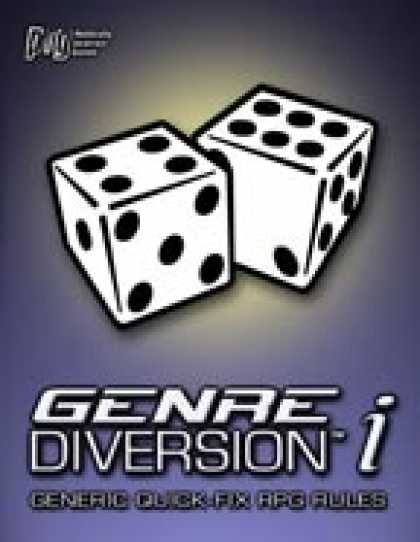 Role Playing Games - genreDiversion i Manual (Generic Quick-Fix RPG Rules)