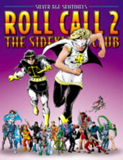 Role Playing Games - Roll Call #2: The Sidekick's Club