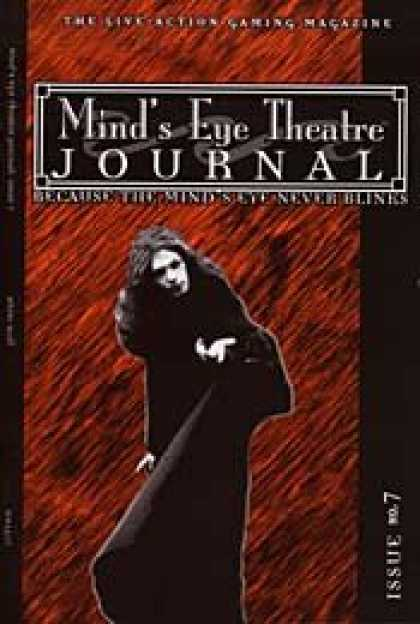 Role Playing Games - Mind's Eye Theatre Journal #7