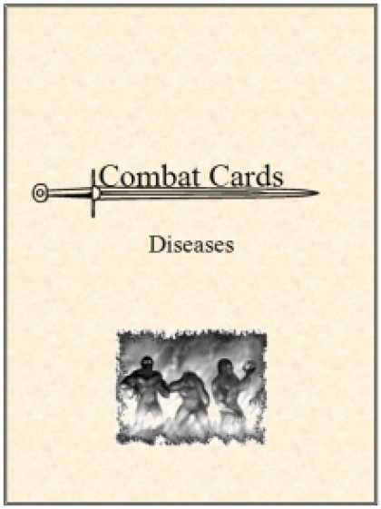 Role Playing Games - Combat Cards: Diseases