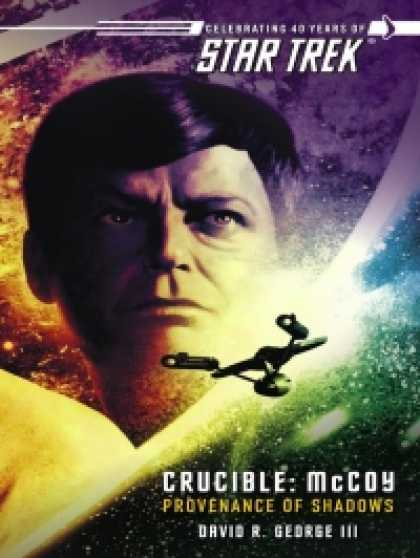 Role Playing Games - Star Trek: The Original Series: Crucible: McCoy