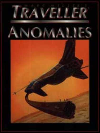 Role Playing Games - Anomalies
