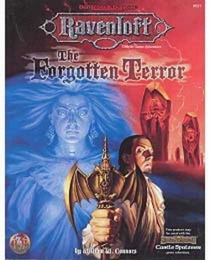 Role Playing Games - The Forgotten Terror