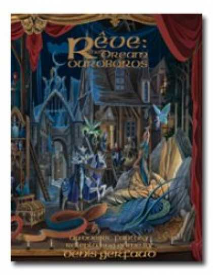 Role Playing Games - Reve: the Dream Ouroboros - - Complete Rulebook