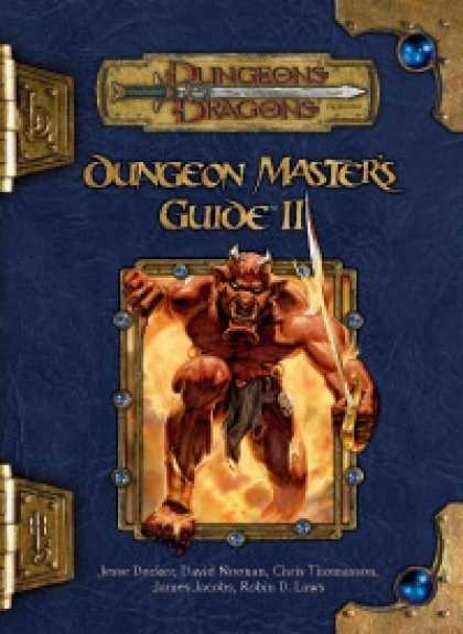 Role Playing Games - Dungeon Master's Guide II