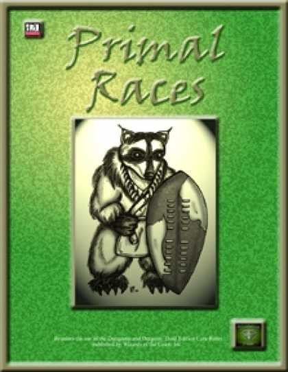 Role Playing Games - Primal Races