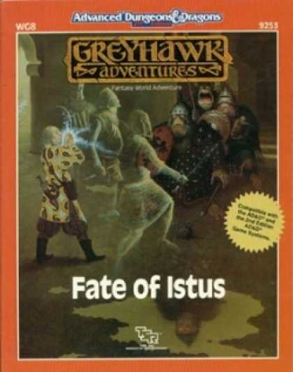 Role Playing Games - The Fate of Istus