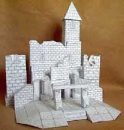 Role Playing Games - Vyllage-on-the-Cheep Castle Ruins
