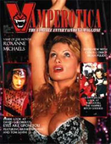 Role Playing Games - Vamperotica Magazine V1N11