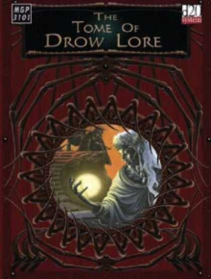 Role Playing Games - The Tome of Drow Lore