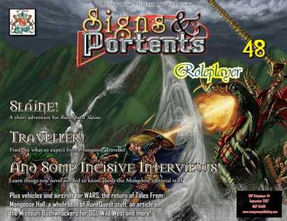 Role Playing Games - Signs & Portents 48 Roleplayer