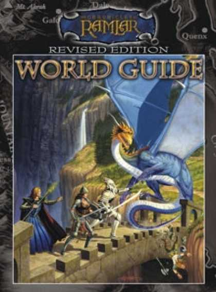 Role Playing Games - The Chronicles of Ramlar World Guide