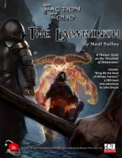 Role Playing Games - Faction Folio 1: The Labyrinth