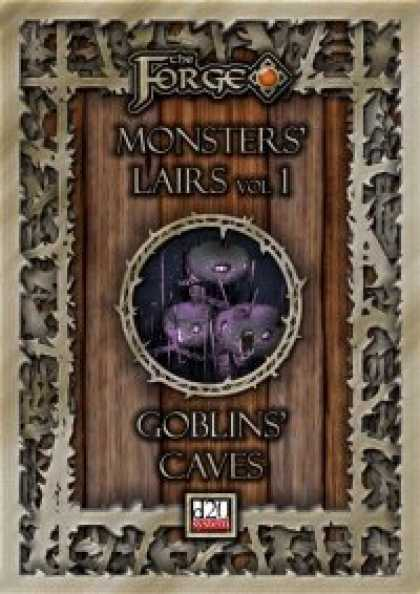 Role Playing Games - Monsters Lairs vol. 1 - Goblins' Caves