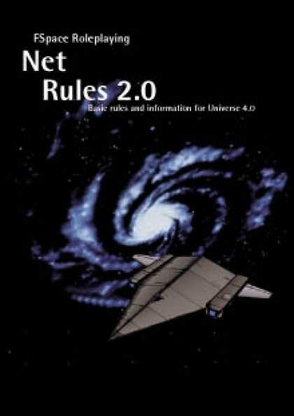 Role Playing Games - FSpaceRPG Net Rules 2.0