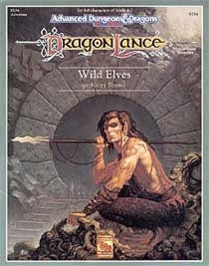Role Playing Games - Wild Elves