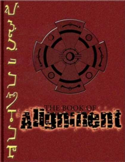 Role Playing Games - Book of Alignment