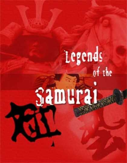 Role Playing Games - Legends of the Samurai Hardcover