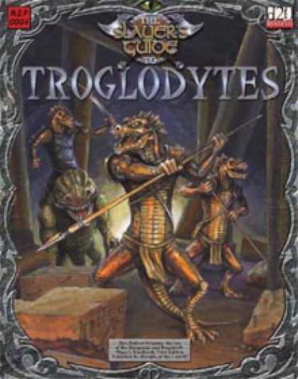 Role Playing Games - Slayer's Guide to Troglodytes