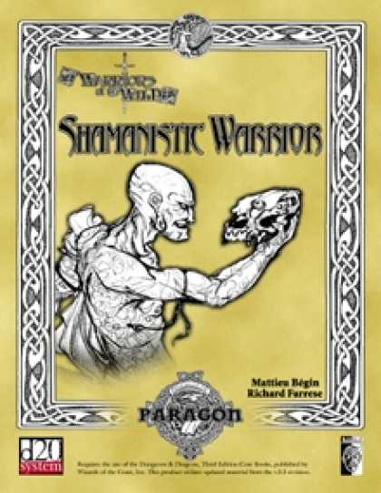 Role Playing Games - Shamanistic Warrior