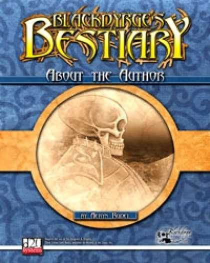 Role Playing Games - Blackdyrge's Bestiary: About the Author (Revised)