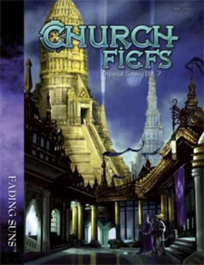 Role Playing Games - Church Fiefs: Imperial Survey Vol. 7