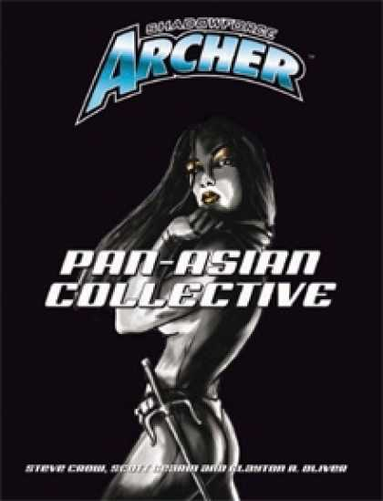 Role Playing Games - Classic Spycraft: Pan-Asian Collective Chamber Book