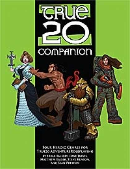 Role Playing Games - True20 Companion