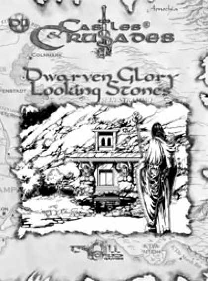 Role Playing Games - C&C Dwarven Glory: Looking Stones