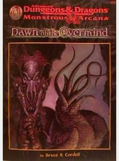 Role Playing Games - Dawn of the Overmind