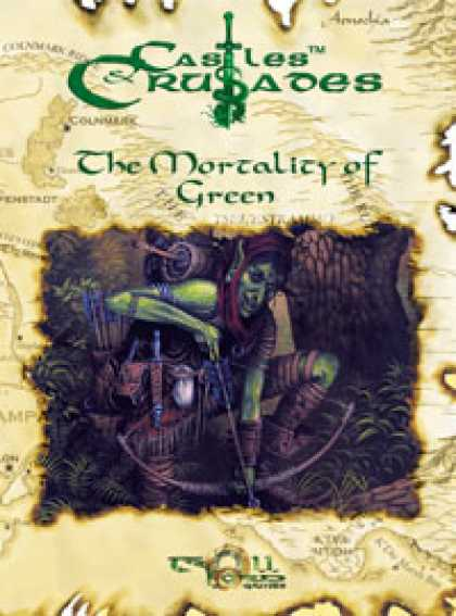 Role Playing Games - C&C C1 Mortality of Green