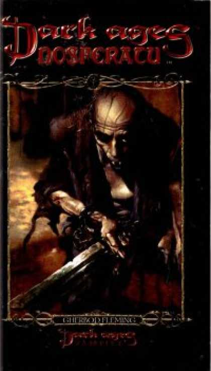 Role Playing Games - Dark Ages Clan Novel 1: Nosferatu
