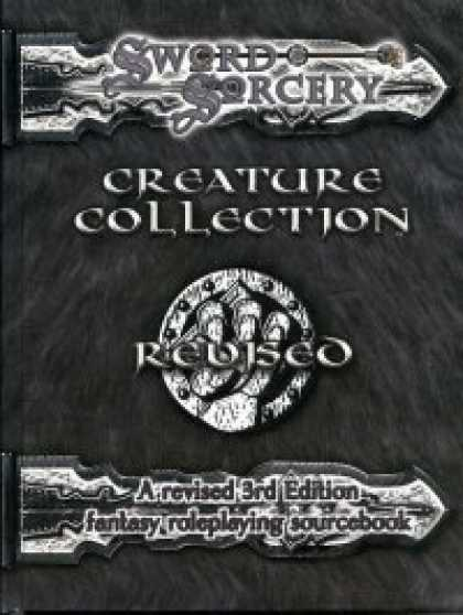 Role Playing Games - Creature Collection Revised