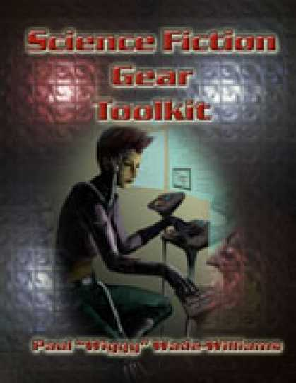 Role Playing Games - Savage Worlds Sci Fi Gear Toolkit