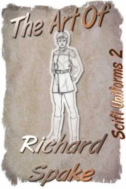 Role Playing Games - Art by Richard Spake - Scifi Uniforms 2